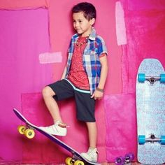 Have you found your little citizens the perfect style for this summer? With Tea Collection's summer clothes, kids will love the trendy, cool summer look!   #kidsfashion #fashion #apparel #childrensclothing