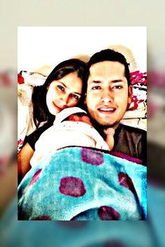 Con mamita & papito..