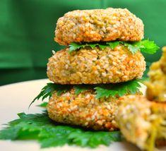 Crocchette di sedano, ricetta vegan