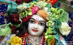 To view Gaurachandra Close Up Wallpaper of ISKCON Chicago in difference sizes visit - http://harekrishnawallpapers.com/sri-gaurachandra-close-up-wallpaper-010/