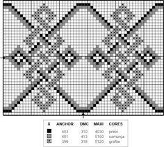 Celtic Cross Stitch, Cross Stitch Borders, Cross Stitching, Cross Stitch Patterns, Celtic Patterns, Loom Patterns, Knitting Patterns, Crochet Mandala, Tapestry Crochet