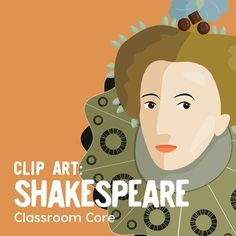 This unique collection of Shakespearean clip art features: 12 original color and black/white illustrations (24 images total) Large 300 dpi files for clear, high-res printing PNG files with transparent backgrounds Images include: Shakespeare, Queen Elizabeth I, Globe Theatre, court jester, men and women in Renaissance clothing, Hamlet holding skull, comedy and tragedy masks, quillWeve created this set for educational and personal use.