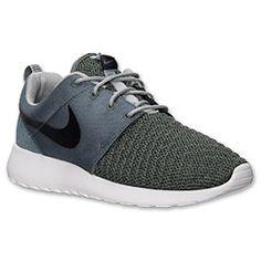 Nike Roshe Run Premium Mica Green Black