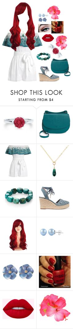 """""""Untitled #354"""" by lil1daffodil2baby3girl4 ❤ liked on Polyvore featuring BERRICLE, Halogen, Mara Hoffman, AJ's Collection, Nest and MICHAEL Michael Kors"""