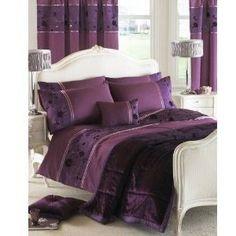 purple duvet cover - Google Search