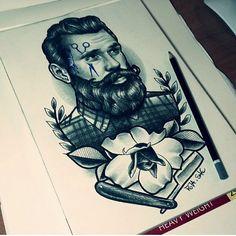 Artist: Sake Tattoo Crew