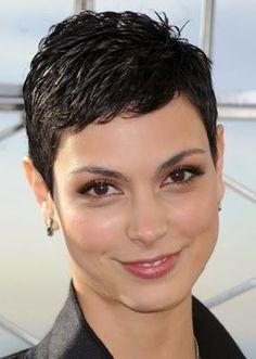 Peinados y maquillaje de moda: Cortes de pelo estilo pixie o muy corto