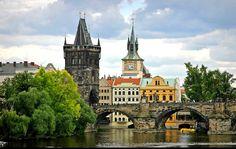 Prague, Czech Republic - really want to go to Prague