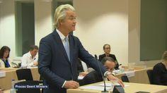 """Wilders: """"Mensen die me willen stoppen, zullen me eerst moeten vermoorden"""""""