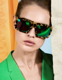 Must have shades from Stella McCartney Summer 13'