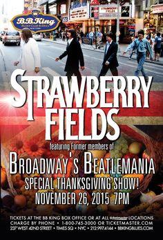 Strawberry Fields (11.26.15)