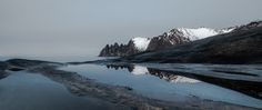 Ersfjord, Senja, Norway