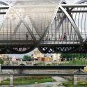 Puente Peatonal en Arganzuela / Dominique Perrault Architecture