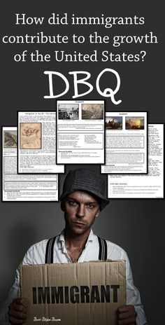 Take a look at these steps and tips to create DBQs (Document Based Questions)!