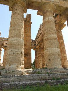 Temple of Poseidon - Pasteum, Italy