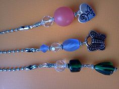 beaded fan chain pulls