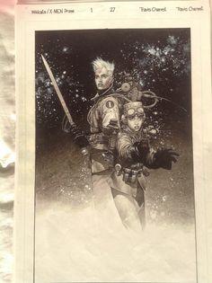 pg 27 Comic Art