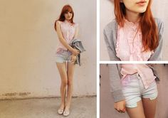 Funk'n'stein – All Day Long (by Mary Volkova) http://lookbook.nu/look/3724741-Funk-n-stein-All-Day-Long