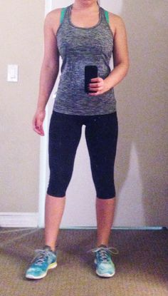 e78c7f926510b 62 Best Workout Outfits - Pop of Color images