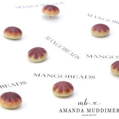 A few little pin badges - a great way to use our 14.5mm cab mandrel ! #cabochon #mandrel #badges #handmade #lampwork #softglass #fun