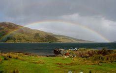 Isled of Skye, Scotlad Skye Scotland, North West, Rainbows, Biking, To Go, Wanderlust, Bucket, Country Roads, Explore