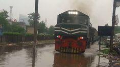 Pakistani Trains In Heavy Rain Before Lock Down Pakistan Railways, The Encounter, I Passed, Train Journey, Pakistani, Wedding Decorations, Travel, Viajes, Wedding Decor
