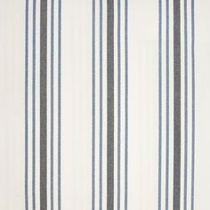 The G5575 Sapphire upholstery fabric by KOVI Fabrics features Stripe pattern and Blue as its colors. It is a Cotton type of upholstery fabric and it is made of 100% Cotton material. It is rated Exceeds 15,000 double rubs (heavy duty) which makes this upholstery fabric ideal for residential, commercial and hospitality upholstery projects.For help please call 800-860-3105.