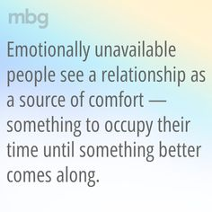 5 Truths About Emotionally Unavailable People (From Someone Who Once Was One)