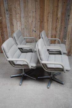 Artifort fauteuils van Geoffrey Harcourt