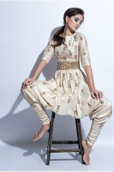 Payal Singhal Indian Wear Collection : SHEESH JUMPSUIT