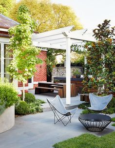 The Best of Outdoor Living