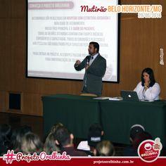 Mutirão realizado dia 29/05 em Belo Horizonte/MG