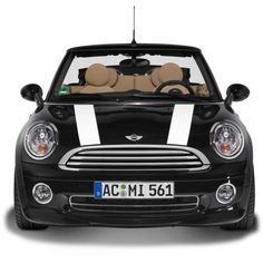 Image Gallery 2009 AC Schnitzer Cooper Convertible ❤ liked on Polyvore featuring cars