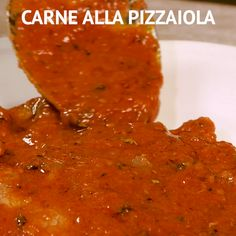 Italian Recipes, Beef Recipes, Vegetarian Recipes, Cooking Recipes, Healthy Recipes, Clean Eating Snacks, Healthy Cooking, Soul Food, Food Videos