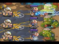 Elite Squad 2 level 8 Full Victory Walkthrough gameplay (TD game)