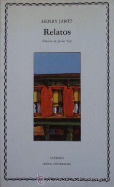 Relatos/Henry James - Cátedra