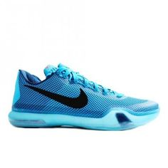 Chaussures Nike Kobe X Blue Lagoon