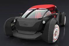 la local motor Strati, une véritable voiture imprimée en 3D http://www.lifestyl3d.com/impression-3d-industrie-automobile-affaire-roule/