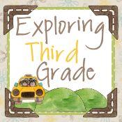 Fabulous, wonderful Third Grade teacher shares adventures, advice, literature, and activities.