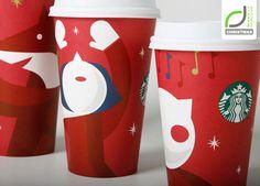 CHRISTMAS! Starbucks Holiday 2012 store design