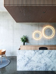 Young design practice Larritt-Evans has capitalized on the concrete materiality…