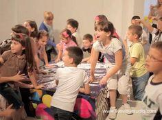 Augmented Reality Installation @ Children's Museum, Belgrade / Interaktivna postavka Dečijeg muzeja u Beogradu by LiveViewStudio. R: LiveViewStudio