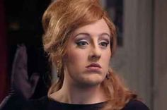 Adele Disguised Herself As An Adele Impersonator And The Adele Impersonators Lost Their Shit