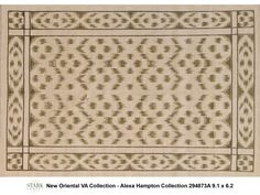 Alexa Hampton rug