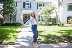 Tanya Foster | Dallas Lifestyle Blogger | It's a dogs life | Talbots Summer Casual Style | http://tanyafoster.com