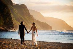 In Heaven Hawaii Weddings www.inheavenweddi... Lovely reverent weddings performed in tropical settings on the Garden Island of Kauai. We specialize in romantic beach, waterfall, and lush garden weddings. Flowers, photos, music, video and champagne & cake receptions. We would be honored and delighted to support you in having the wedding you envision and look forward to hearing from you.