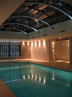 29 Best Swimming Pool Lighting Images Lights