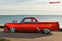 Ford -mainline -ute -old -skool -side -view