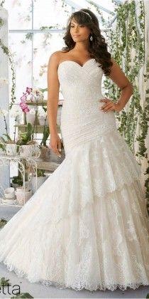 Mori Lee Plus Size Wedding Dress 3191