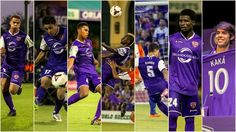 Photo of seven MLS signed for Orlando as of 24 September 2014